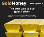 GoldMoney: the best way to buy gold & silver